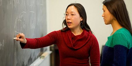 Claire Chow selected as Microsoft Research Graduate Women's Scholar