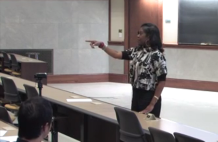 Video: Diversity, Culture, Religion in Science course lecture by Monica Chambers, IBM