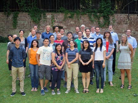 Summer program in computational chemistry held in Heidelberg, Germany