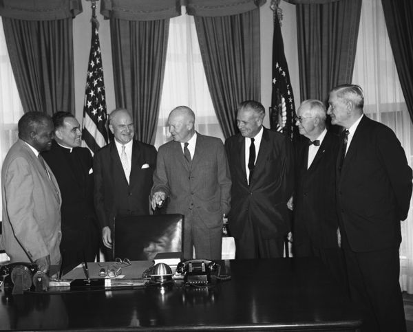 Birth of the Civil Rights Commission