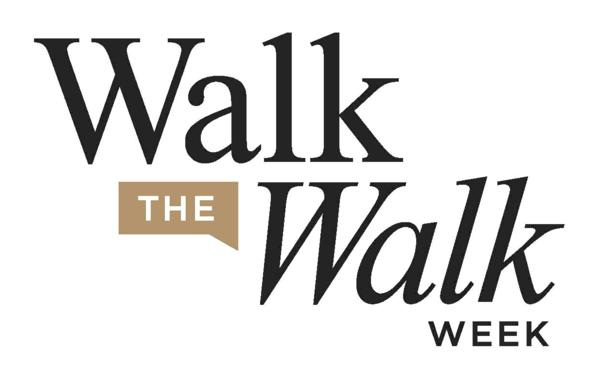 Walk the Walk Week logo