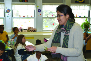 Fulbright Scholars bring foreign languages to Perley School
