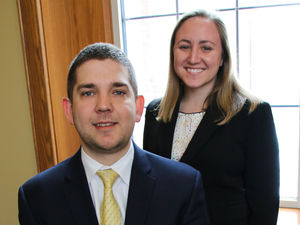 Notre Dame Law School names two 2015 Bank of America Foundation community sustainability fellows