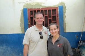 Science alumnus transforms developing countries' prison medical care