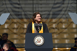 Abby Davis: 2016 Valedictory Address