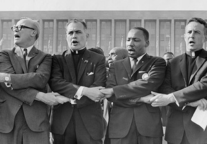 1964 civil rights rally