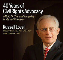 Former civil rights lawyer reflects on career