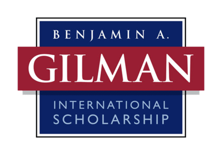 Two undergraduate students awarded Gilman Scholarships to study abroad this summer