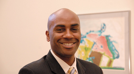 Ernest Morrell appointed director of new Center for Literacy Education in joint Arts and Letters hire