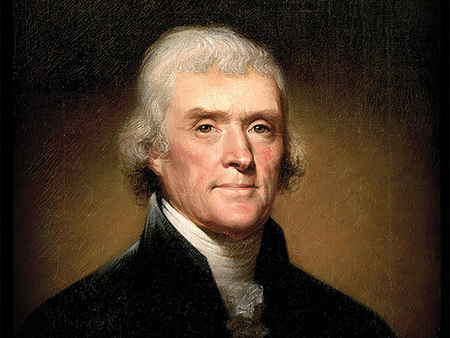 Thomas Jefferson, slavery, and religion: Rethinking an American icon