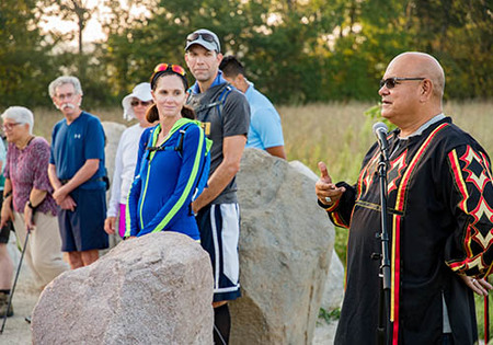 ND Trail Pays Respect to Native Americans