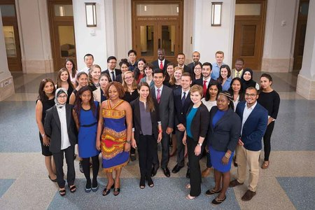 Keough School of Global Affairs: Engaging the deeper ethical questions of human development