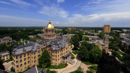 Notre Dame launches Inspired Leadership Initiative to help accomplished 'retirees' discern and catalyze the next stage of their lives