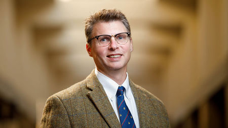 Historian Patrick Griffin appointed director of Keough-Naughton Institute for Irish Studies