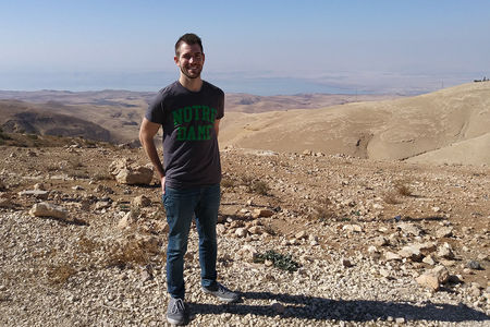 Theology graduate students travel to Germany, Jordan, and Israel with Fulbright Awards