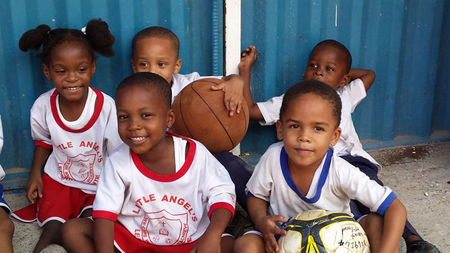 Notre Dame MBA students to help build home for children in Jamaica