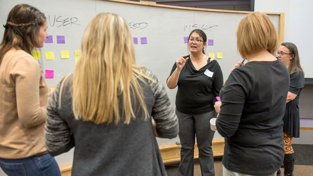 Notre Dame seminar for educators explores how popular culture, media shape ideas about race