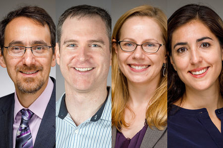 Political science department adds four international relations experts to faculty