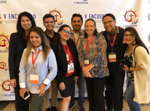 Latino spirituality through leadership:  A road to the V Encuentro