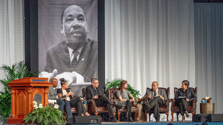 Luncheon celebrates life, legacy of Martin Luther King Jr.