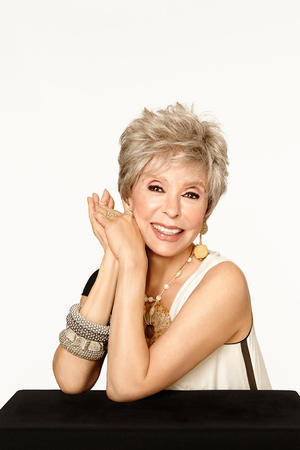 Rita Moreno, legend of stage and screen, to discuss her career and issues facing Latinos in entertainment