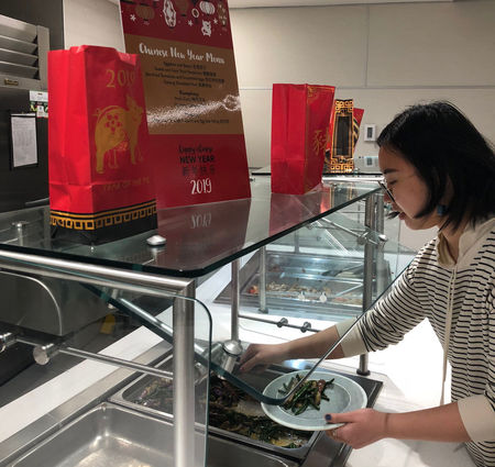 Chinese Culture Society hosts Chinese New Year events for students