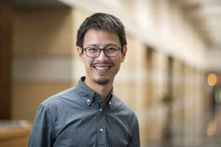 Alex Hsu joins Liu Institute as academic advisor