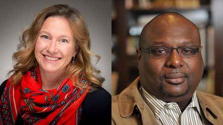 Africana Studies Professors Maria McKenna, Richard Pierce tapped to lead AnBryce Scholars Initiative
