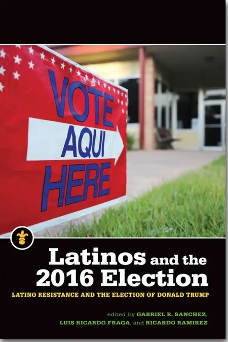 ILS scholars release new book on Latinos and the 2016 election