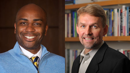 Two Notre Dame professors named to 2021 Edu-Scholar rankings