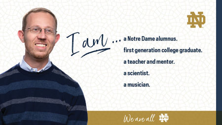 I am ND: Meet Jon Camden
