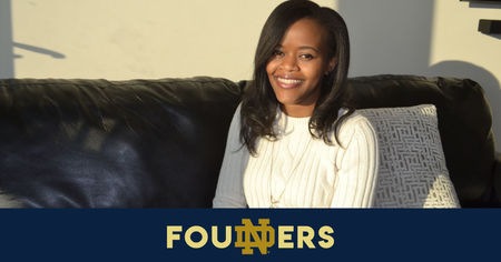 ND Founders Profile #56: Following Her Life Plan Worked until this Alumna Became a FouNDer and Launched a New Plan