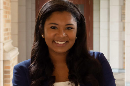 ND Law student Samantha Contreras receives Michael Best Diversity & Inclusion Scholarship