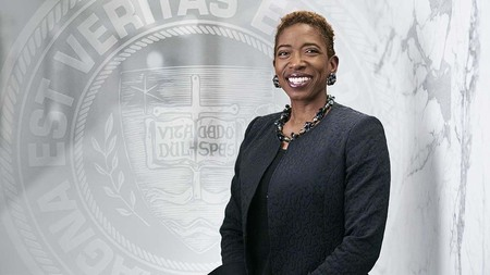 Carla Harris, business leader and gospel singer,  to receive Notre Dame's Laetare Medal