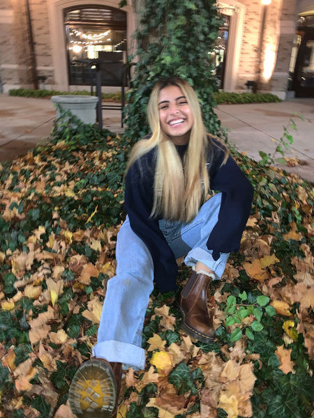 First-year journey: Irasema Hernandez Trujillo '24, political science and global affairs major